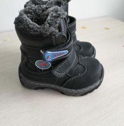 Μπότες για το κρύο φθινόπωρο