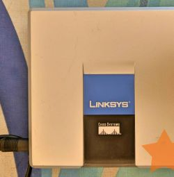 Cisco Linksys SPA3120 (Gateway VoIP)