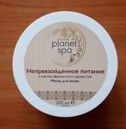 Маска для волос с маслом дерева Ши Planet Spa200мл