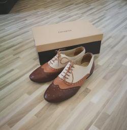 Γυναικεία παπούτσια (Οξφόρδη)