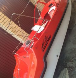 Моторная лодка Альбатрос