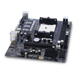 Gigabyte GA A55 DDR3 connector FM1 (new) warranty