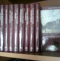 A.K. Doyle. 9 books