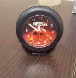 Nescafe Clock
