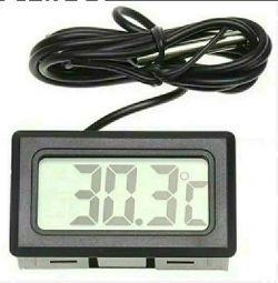 Новый термометр цифровой