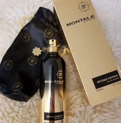 I will share my personal perfume Montal original