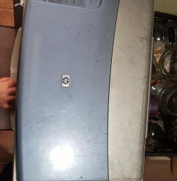 Принтер мфу hp psc 1210
