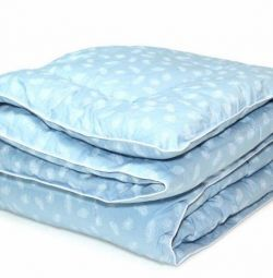 2 sleeping blanket. Swansdown.