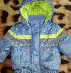 Демісезонне курточка