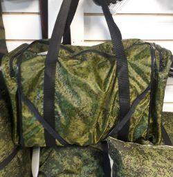 Çanta Ordusu Figürü yeşil