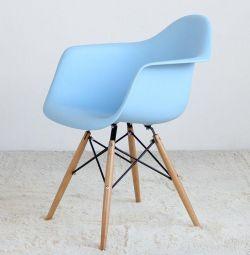 Новый стул дизайнерский, 3 цвета