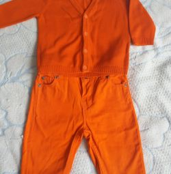 Costumes for a fashionable kid