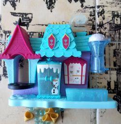 Elsa Ice Cream House