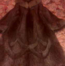 Fur coat for 1500