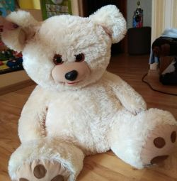 Soft toy bear big
