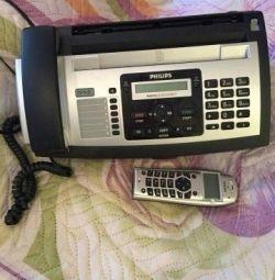 Продам факс phillips. Рабочий