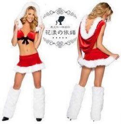 Διάφορα Χριστουγεννιάτικα κοστούμια