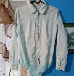 блуза боді