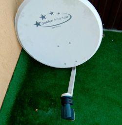 Placa antenei