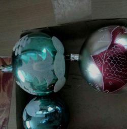 Noel için topları