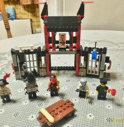 Lego ninjago Cryptarium Prison Break 70591