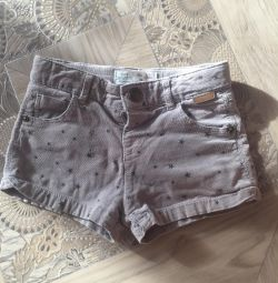Zara children's shorts