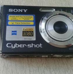 Ψηφιακή φωτογραφική μηχανή της Sony στη φωτογραφική μηχανή