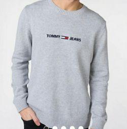 Трикотажний джемпер Tommy jeans