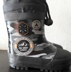 Καουτσούκ μπότες r.20