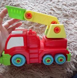Constructor de mașini