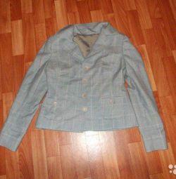 Suit and vest