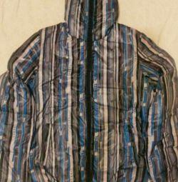 Jachetă subțire de dimensiuni reduse 46