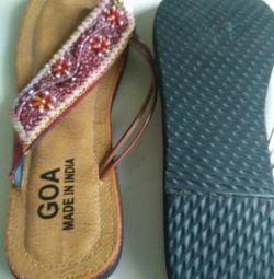 Papuci în branț nou 26