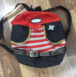 Backpack Pirate