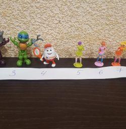 Kinder toys