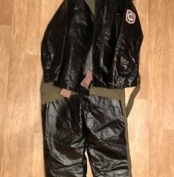 New communication suit (for fishing) size 48-50