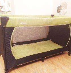 Manege rental bed Hauck