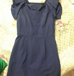 Sheath dress (frosted blue) ?