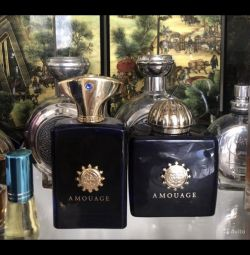 Amouage Interlude Original Drink