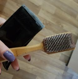 anti-slip brush