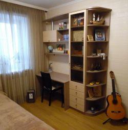 Детская подростк мебель Шкаф-стеллаж Стол Кровать