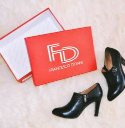 Ghete Boots Francesco Donni