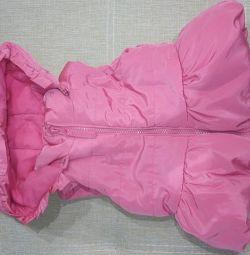 Waistcoat for the girl