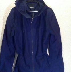 Noul windbreaker 46p, jacheta fără bărbați