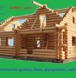 Hamam, sauna, ev inşaatı ve terbiye işleri