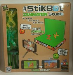 Stickbots studio wholesale and retail.