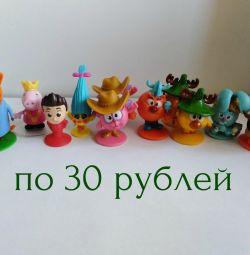 Kinder oyuncaklar
