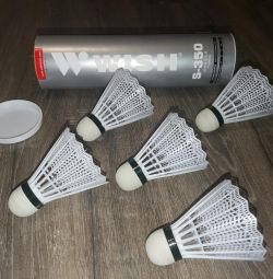 Navetă de badminton 🏸