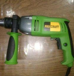 Drill ProCraft 1650 wat
