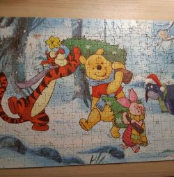 Puzzles 7+